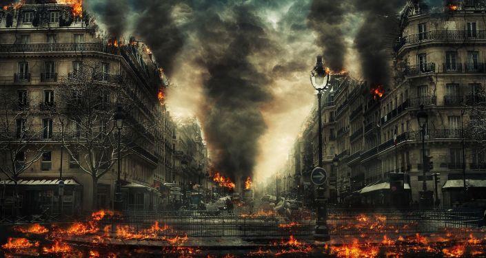 Художественное изображение апокалипсиса