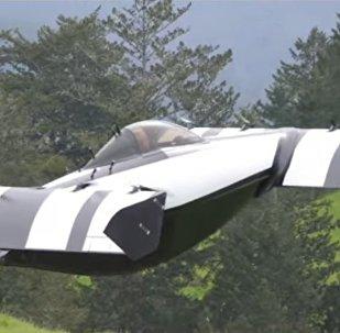 """Bylo zveřejněno video ze zkoušek """"létajícího auta"""" BlackFly"""