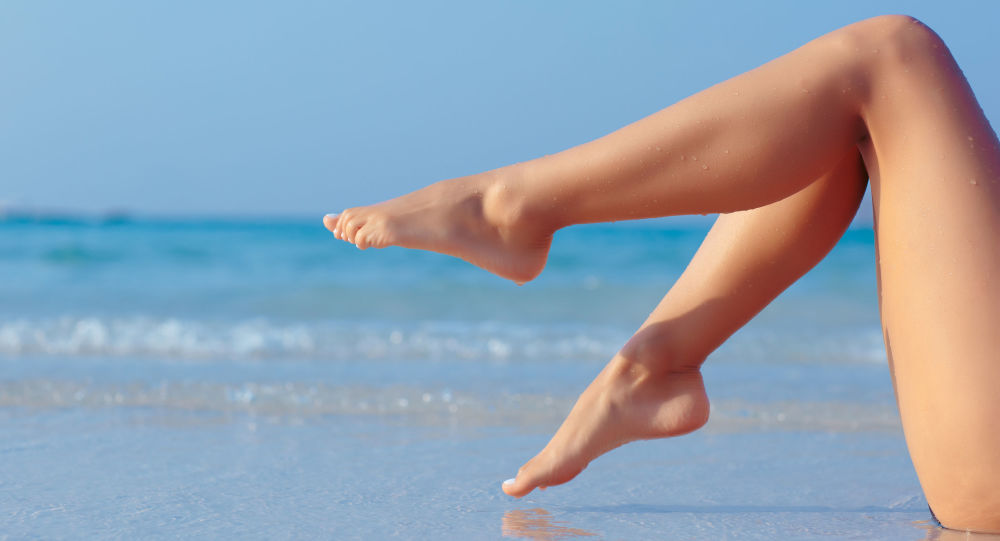 Ženské nohy