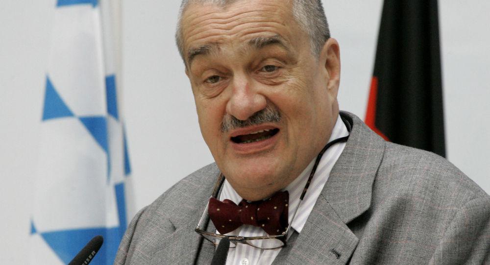 Karel Schwarzenberg, 2009