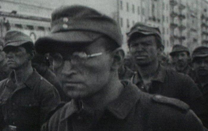 Pochod poražených. Jak Němci šli Moskvou