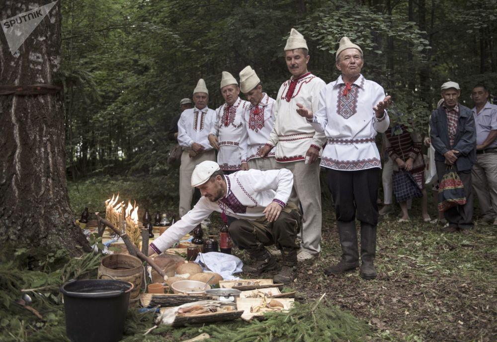 Poslední pohané Evropy. Tradice a rituály Marijců