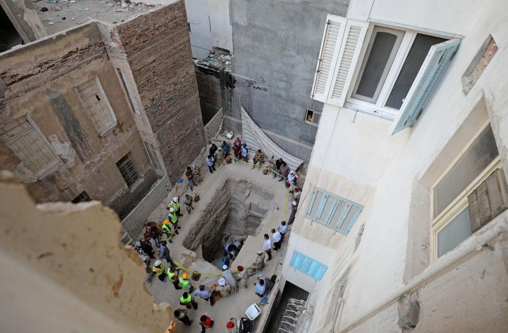 Třikrát záhadné: neočekávaný nález egyptských vědců