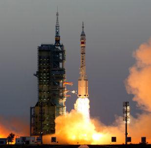 Start Shenzhou-11 v Číně