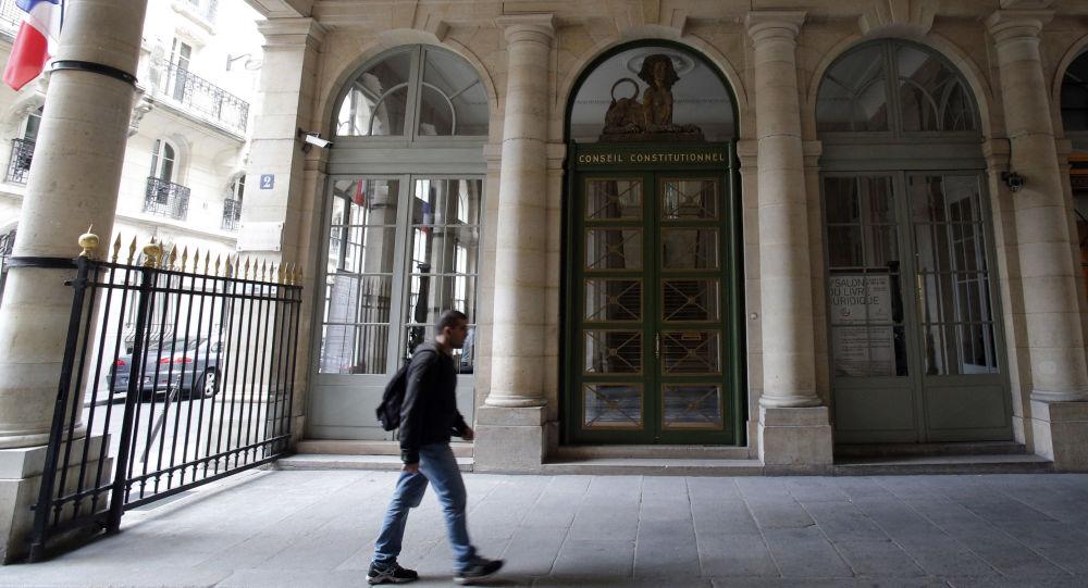 Ústavní rada v Paříži