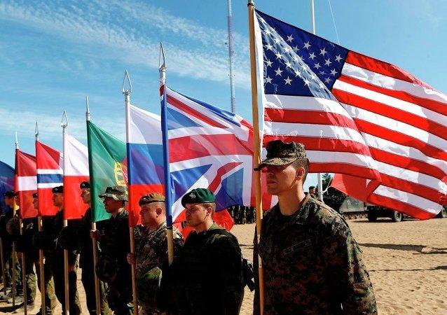 Vojáci z členských států NATO