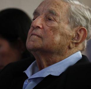Podnikatel George Soros