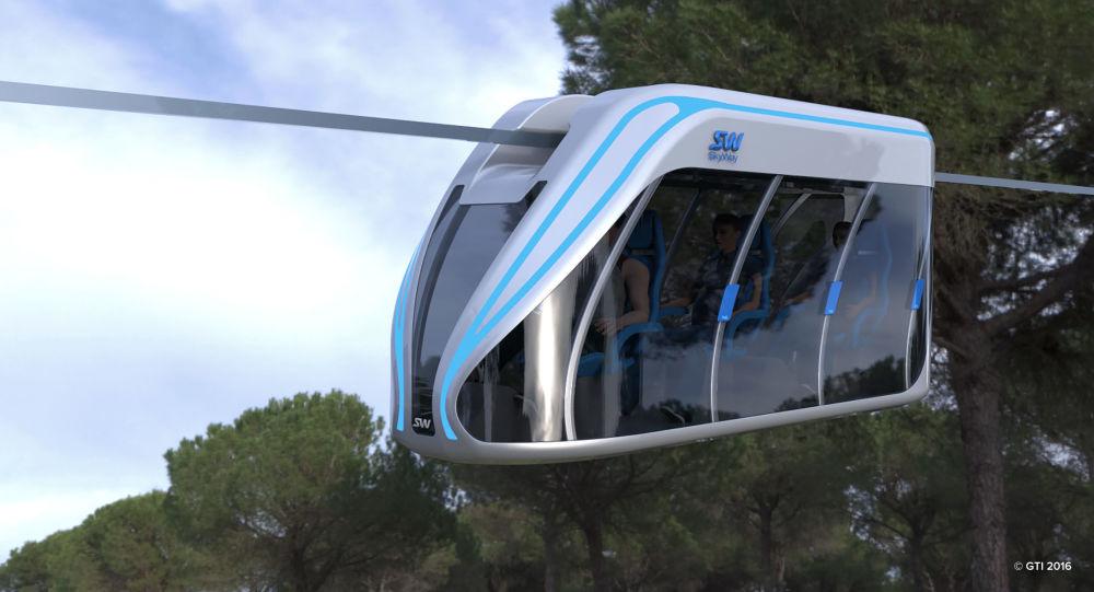 Unibike společnosti SkyWay