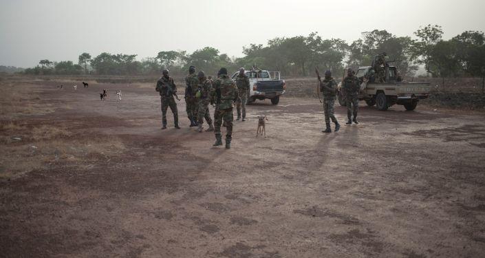 Vojáci SAR