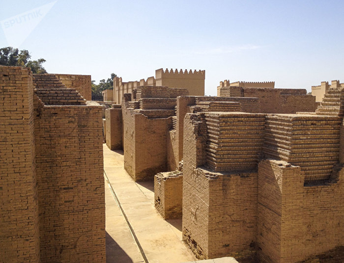 Ulice Babylónu