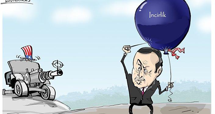 Americká armáda může přijít o základnu Incirlik v Turecku?