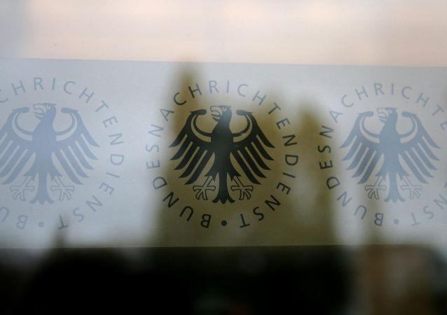 Německá zpravodajská služba BND