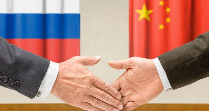 Rusko-čínská spolupráce