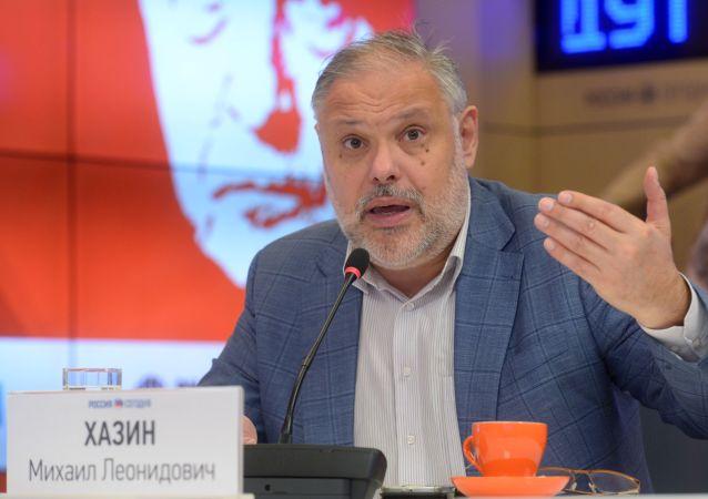 Ekonom Michail Cházin