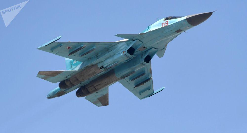 Bombardér Su-34