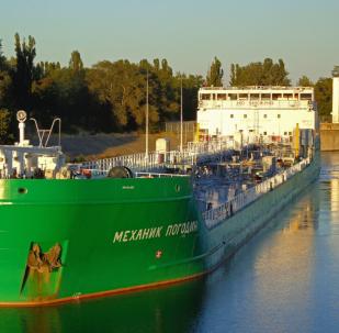 Tanker Mechanik Pogodin