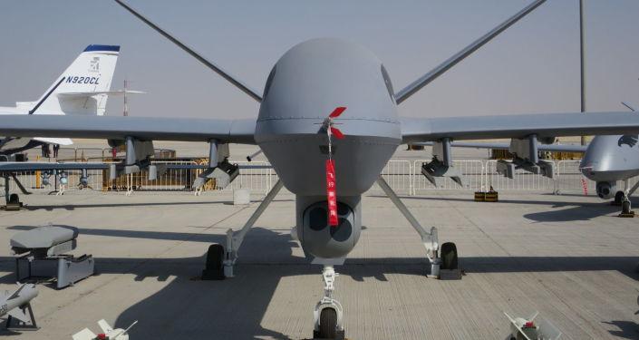 Čínský dron Wing Loong II