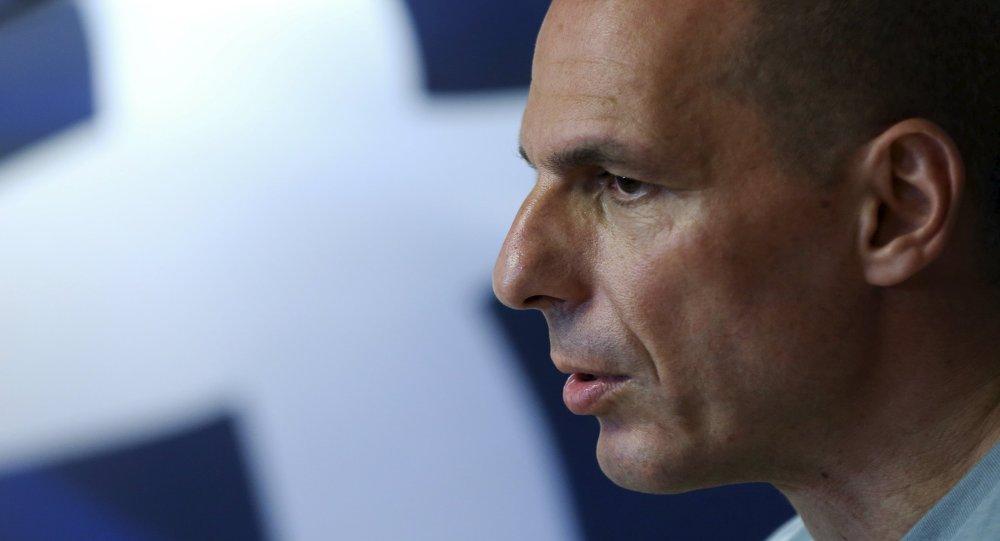 Bývalý řecký ministr financí Janis Varufakis