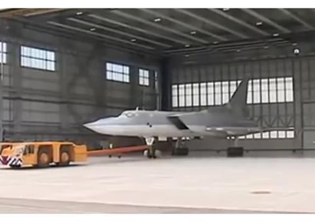 Prezentace nového bombardéru byla natočena na VIDEO