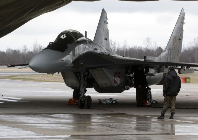 MiG-29 polského letectva