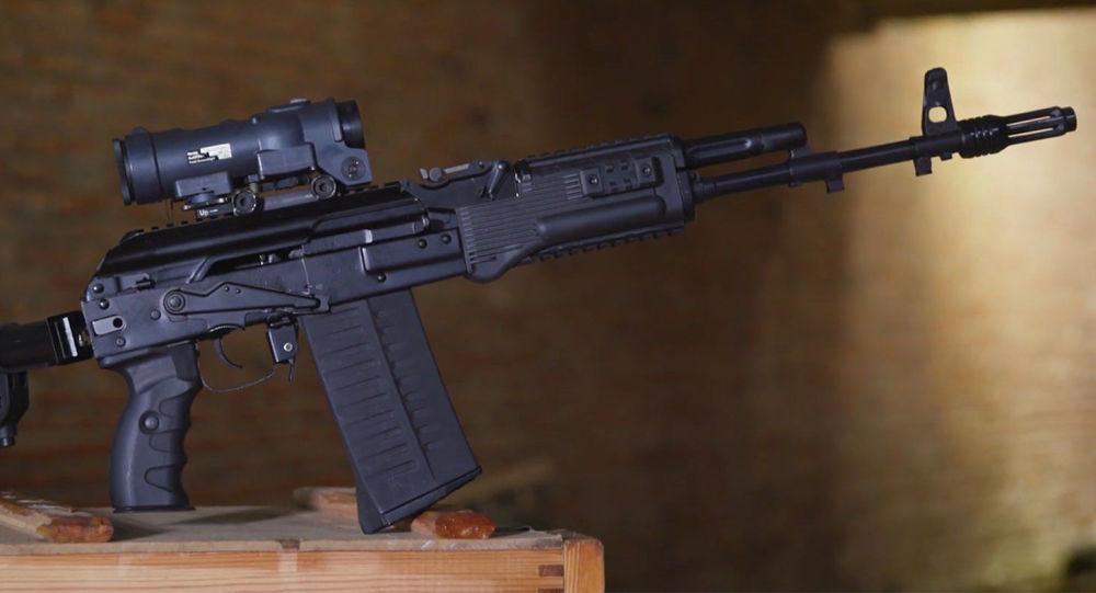 samopal AK-308