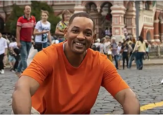 Will Smith na VIDEU promluvil o své cestě do Ruska