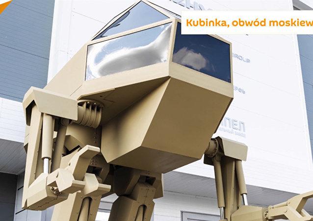 Kalašnikov prezentoval civilní elektrický motocykl a robota
