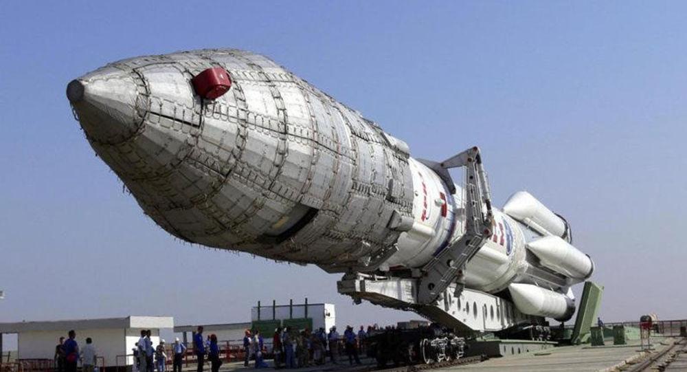 těžká nosná raketa Angara-A5