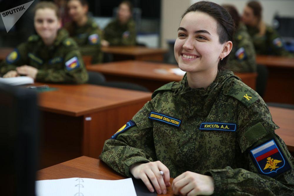 Překrásné ochránkyně Ruska
