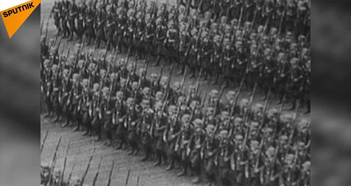 Začátek 2. světové války