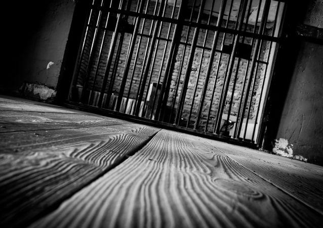 Vězeňská cela