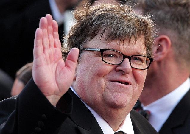 Režisér Michael Moore