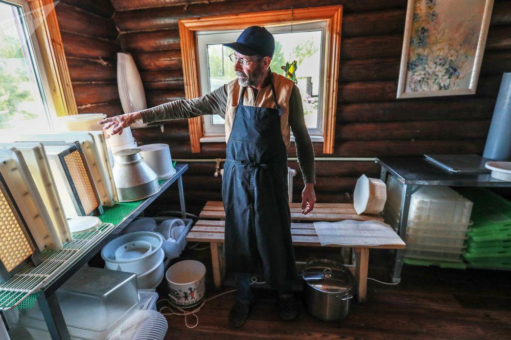 Jak se Američan v Rusku stal farmářem