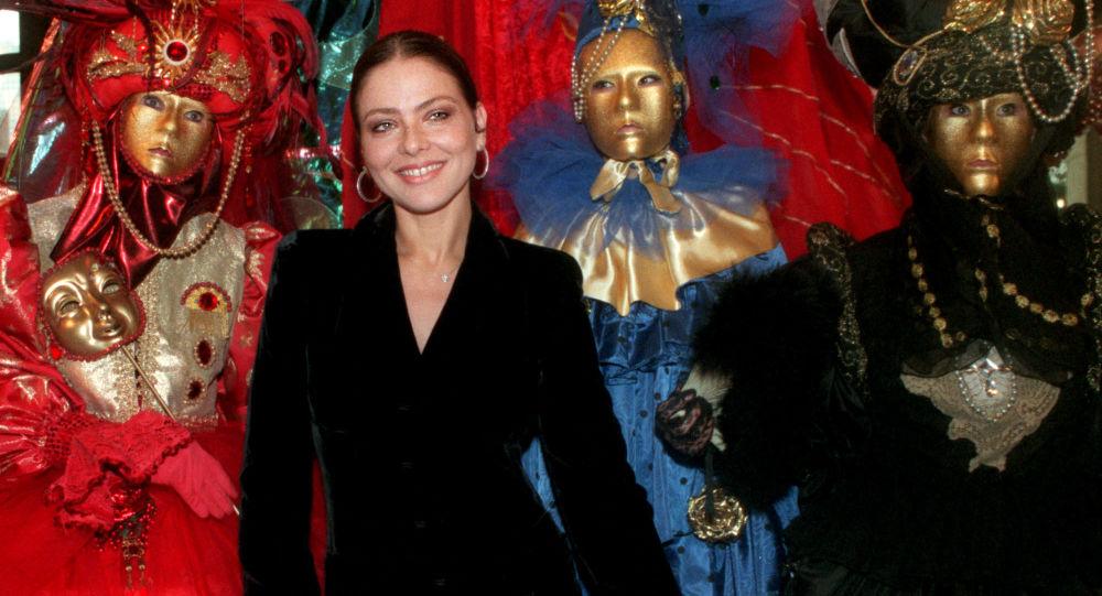 Italská herečka Ornella Muti