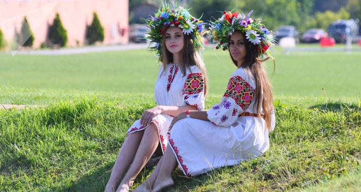 Rusky během Kupadelných svátků