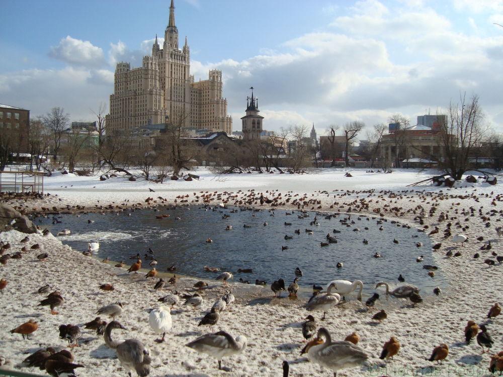 Sedm mrakodrapů, na kterých stojí Moskva