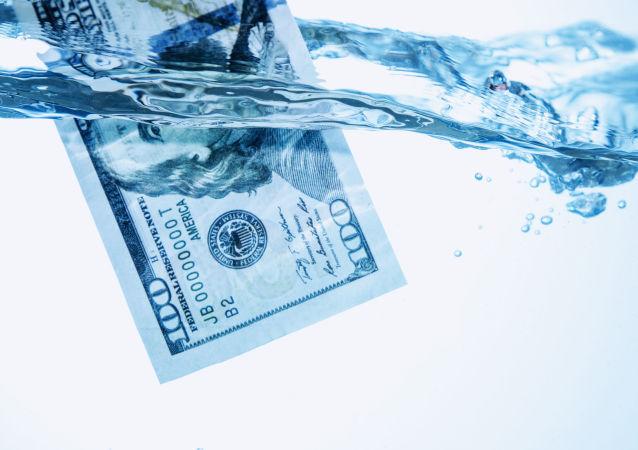 Dolar ve vodě