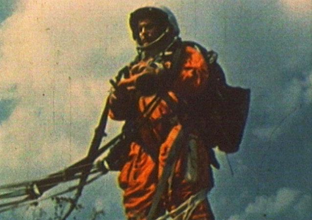 Druhý kosmonaut planety German Titov