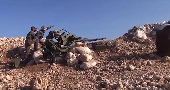 Syrská armáda sestřelila bezpilotní letouny v Latákii