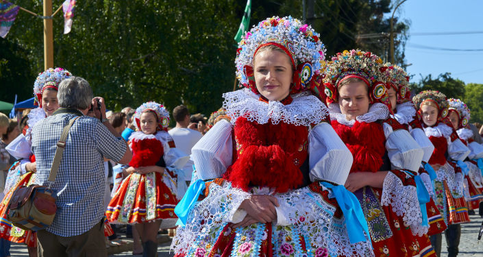 České dívky