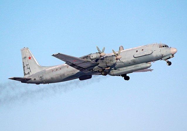 Letadlo Il-20