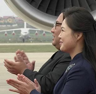 Schůzka lídrů KLDR a Jižní Koreje