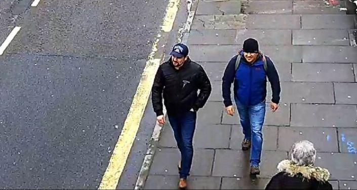"""Ministerstvo vnitra RF se vyjádřilo k """"vyšetřování"""" Bellingcatu o Petrovovi a Boširovovi"""
