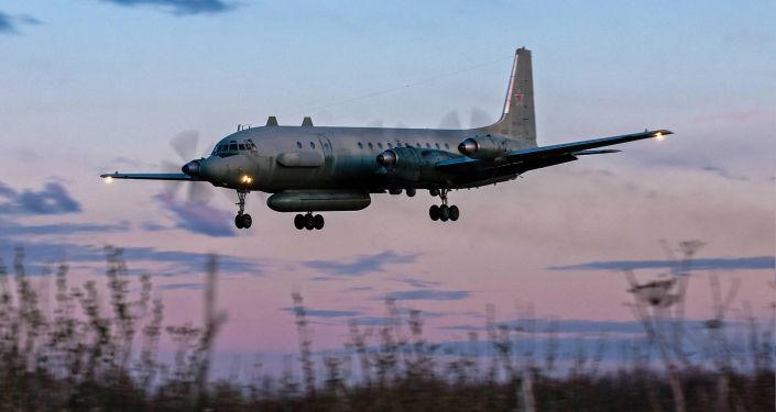Il-20. Archivní foto