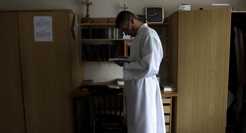 Slovenský katolický kněz Michal Lajcha