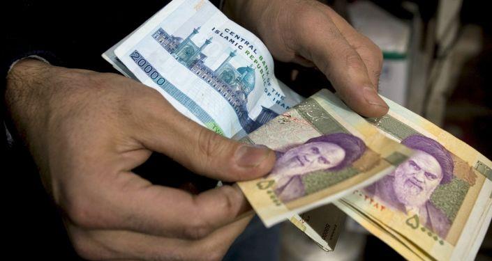 Íránské bankovky
