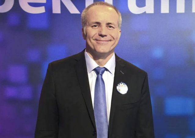 Kandidát na post primátora Prahy Pavel Sehnal