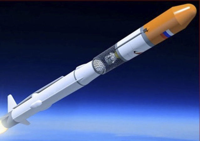 Ruská opakovaně použitelná raketa