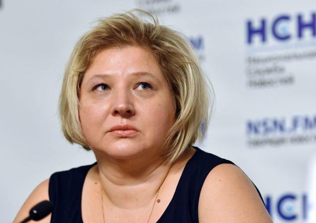 Viktoria Skripalová, neteř bývalého důstojníka GRU Sergeje Skripala