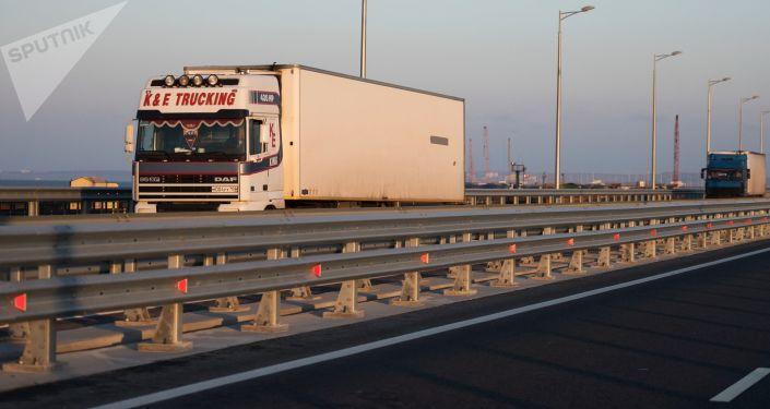 Kamion. Ilustrační foto